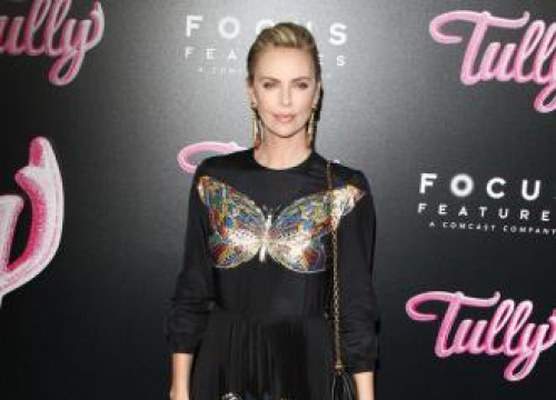 Charlize Theron Got Depressed Filming Tully