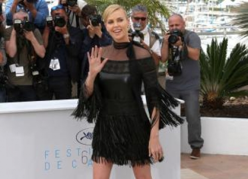 Charlize Theron's 'new pal' Angelina Jolie