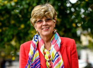 Bake Off Judge Prue Leith And Her Husband Have Separate Houses