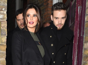 Cheryl And Liam Payne Celebrate Mother's Day With Their New Arrival
