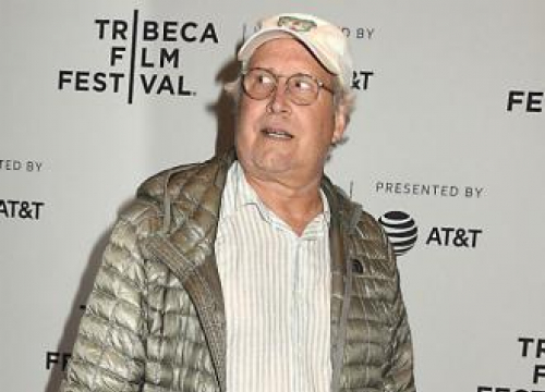 Chevy Chase Slams Saturday Night Live