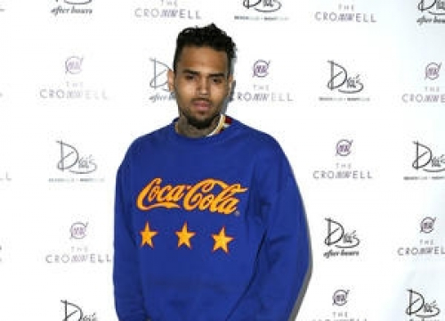 Chris Brown Blasts Aziz Ansari Over Comedy Monologue