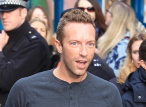 Chris Martin Signs On For 15-Year Commitment To Global Citizen Festivals