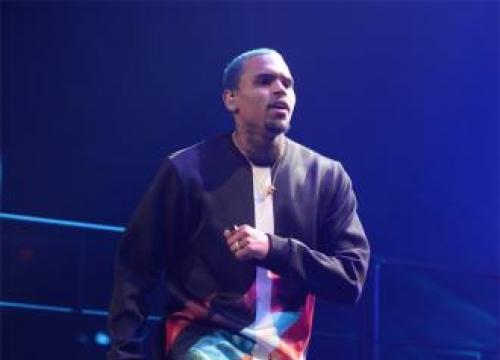 Chris Brown's performance nerves