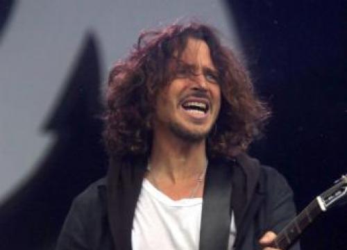 Chris Cornell's Widow: 'He Was Far From A Rock Star Junkie'