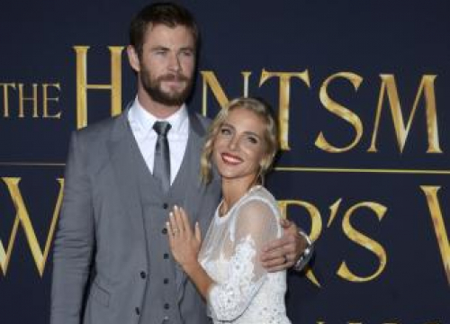 Chris Hemsworth's Beauty Tips From Wife