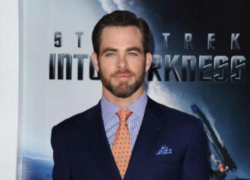 Chris Pine Joins Wonder Woman Cast