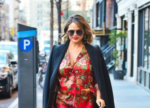 Chrissy Teigen And Her Family Donate $288k To Charity