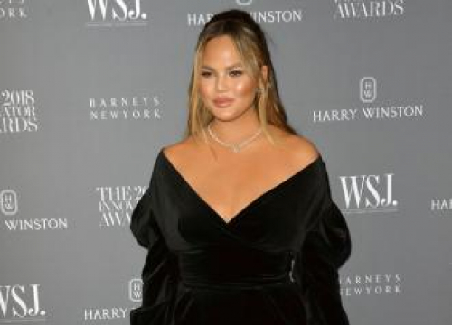 Chrissy Teigen Offers Financial Support To Protestors