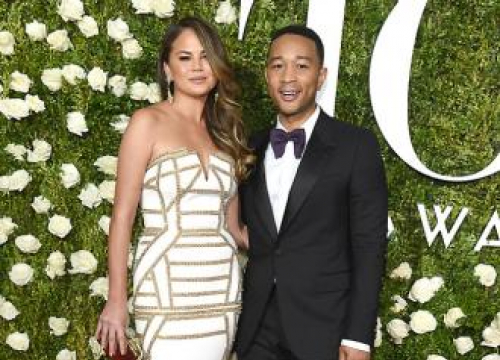 Chrissy Teigen: John Legend Is The 'Easiest Part Of Everything'