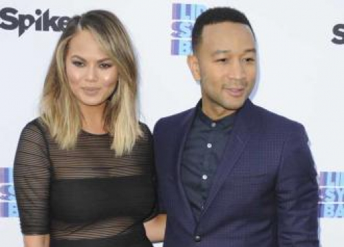 John Legend And Chrissy Teigen's Baby Excitement