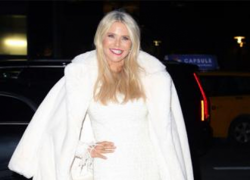 Christie Brinkley's Children 'laughed' At Her Signing Up For Dancing With The Stars
