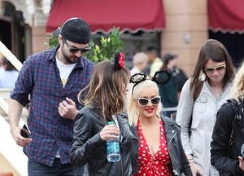 Christina Aguilera Working On New Spanish Album