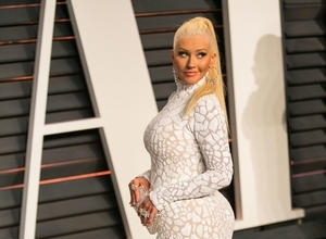 Christina Aguilera Not Impressed With 'Daredevil' Son's Interest In Parkour