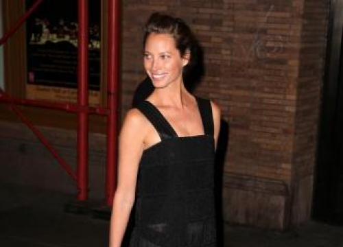 Christy Turlington: Sexual Harassment Is Rife In The Fashion Industry