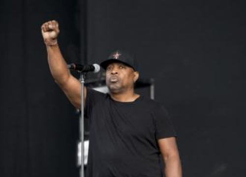 Chuck D Says Young People Are Entitled To Feel Angry