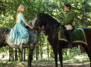 Lily James Admits Cinderella Is Not 'Swept Off Her Feet' In Live Action Re-Boot