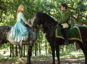 Lily James' Dream Came True With 'Cinderella' Casting