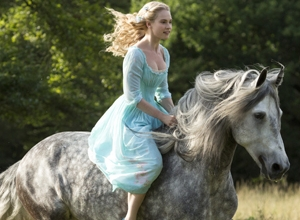 """Perfectly Marvellous"" Cinderella Could Be Big Hit for Disney"
