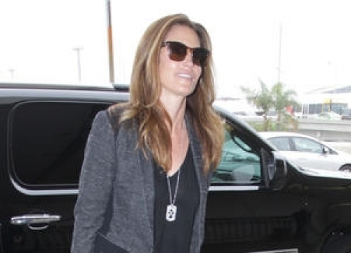 Cindy Crawford Developing Modelling Tv Drama