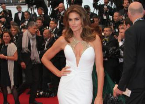 Cindy Crawford Hates Being Told She's Ageing