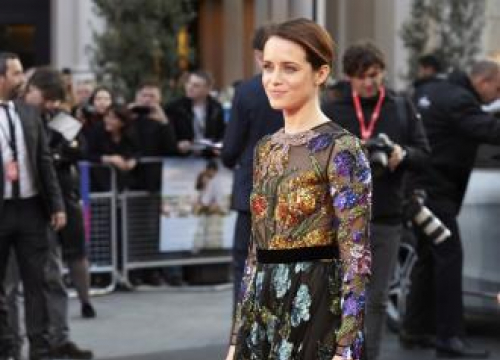 Claire Foy: I've Given Up On Happiness