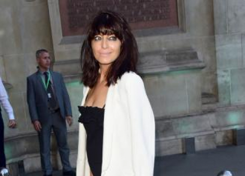 Claudia Winkleman's Jumpsuits Inspired By Kids' TV
