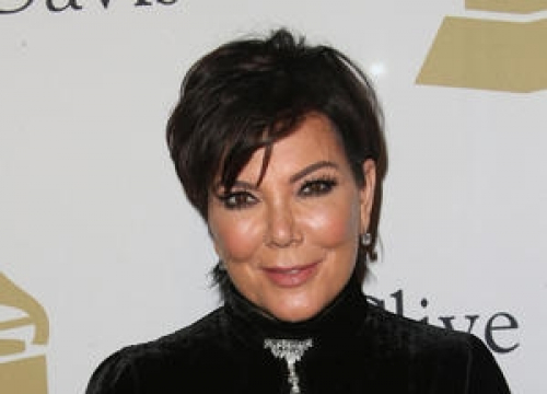 Kris Jenner Pitches Kardashian Family Animated Series - Report