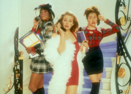 Alicia Silverstone Took This Styling Tip From Her Clueless Alter Ego Cher