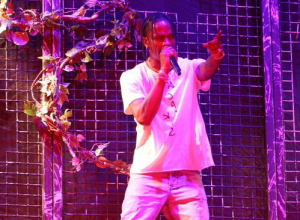 Travis Scott Speaks About New Daughter For First Time