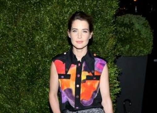 Cobie Smulders Reveals Secret Cancer Battle