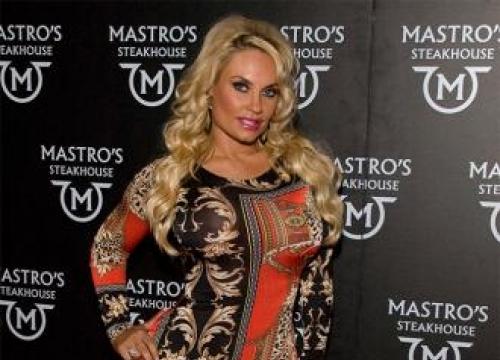 Coco Austin 'Bawled' With Pregnancy News