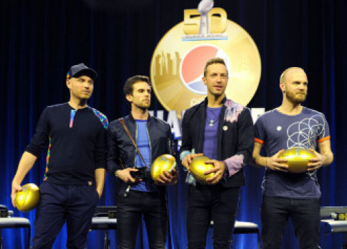 Coldplay Score Ninth Consecutive Official UK Albums Chart Number One With Music Of The Spheres