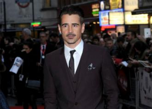 Colin Farrell In A New Relationship