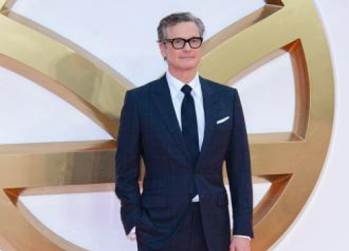 Colin Firth Thrilled To Star With Elton John In Kingsman: The Golden Circle