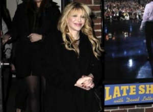 Courtney Love compares Buddhism to exercise