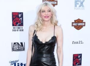 "Courtney Love Describes 'Cobain: Montage Of Heck' As A ""Very Healing"" Experience"