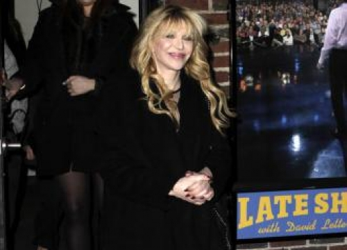Courtney Love takes action against Kurt Cobain film