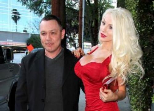 Courtney Stodden's 'crazy adventure' with husband