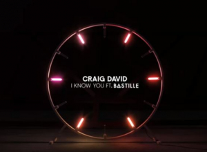 Craig David - I Know You ft. Bastille Audio