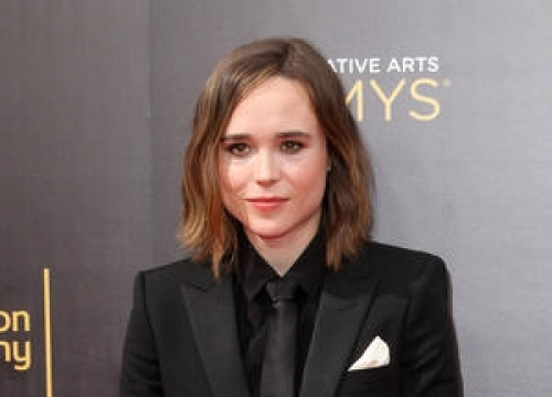 Ellen Page Confronts Preacher On Inauguration Day In Washington, D.c.