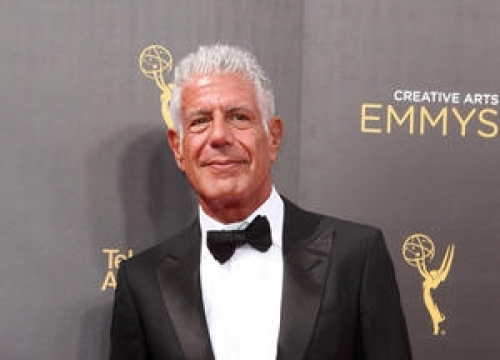 Anthony Bourdain Dating Asia Argento - Report