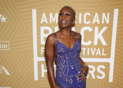 Cynthia Erivo And Andy Serkis Board Luther Movie