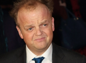 Dad's Army Was A Balancing Act For Toby Jones