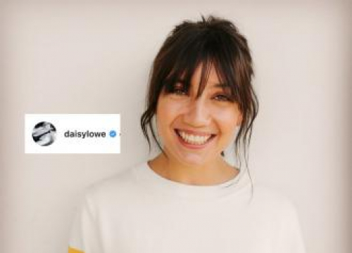 Daisy Lowe Offers Encouragement To Women Facing Insecurities