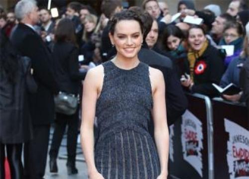 Daisy Ridley Is Envious Of Felicity Jones
