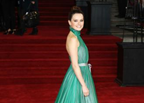 Daisy Ridley's Murder On The Orient Express Tears