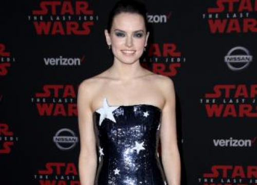 Daisy Ridley: Rey Is A Role Model