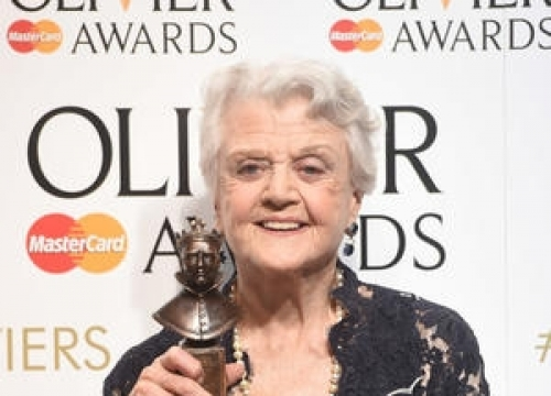 Angela Lansbury Is Honoured At 89, While The Kinks Musical Wins Big At Olivier Awards