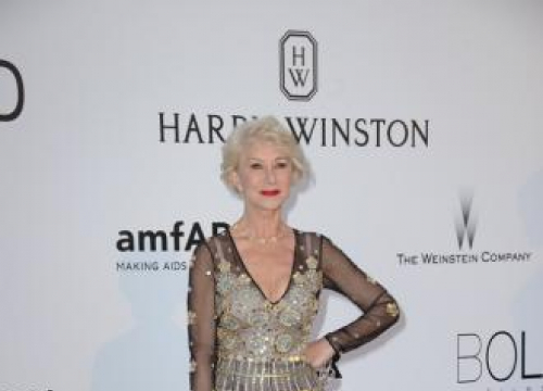 Dame Helen Mirren: I Wasn't A Feminist Until Recently